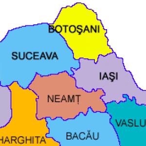 Logo grup al Botosani – Iasi – Neamt – Suceava